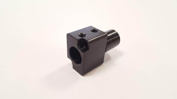 SAU25 Aufnahme mit IK Anschluss (ID= 20mm)