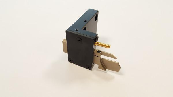 Abstechhalter BNA IK (Normallage) mit IK und Anschlagplatte