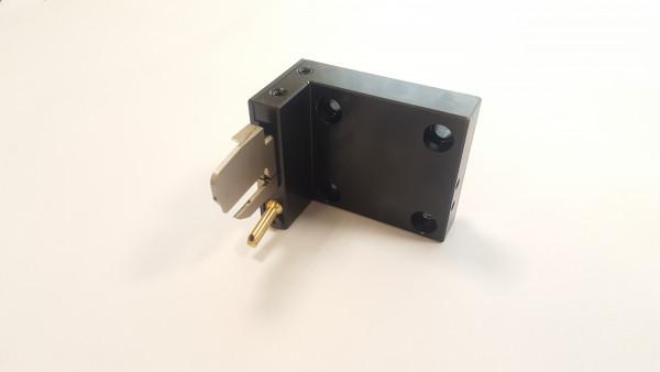 Abstechhalter BNA IK (Überkopf) mit IK und Anschlagplatte