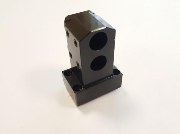 Doppelbohrhalter ID=25mm mit IK